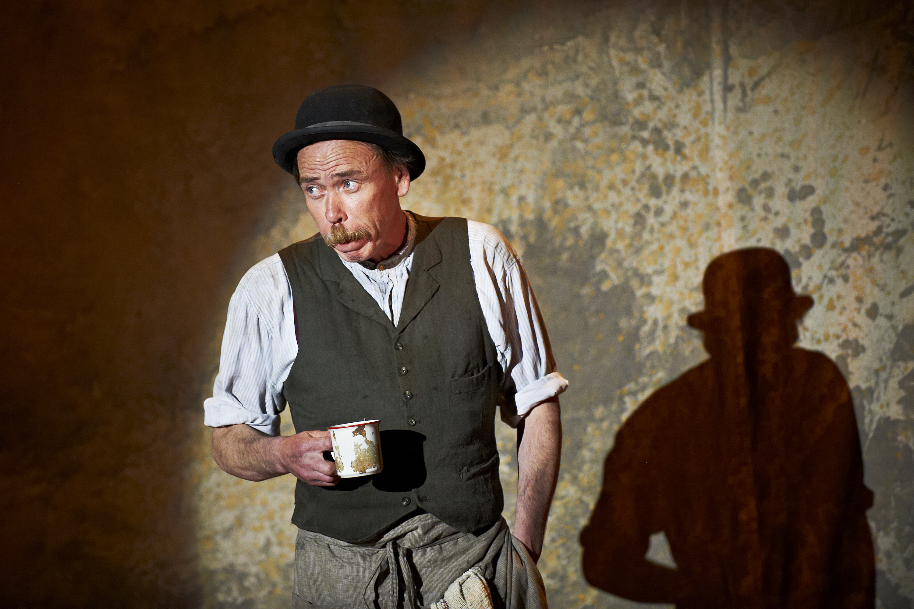The Plough and the Stars 2012 Abbey Theatre, Joe Hanley, Photo Credit Ros Kavanagh